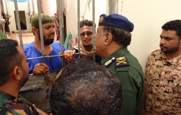 نائب وزير الداخلية اليمني : يفند مزاعم الإخوان والإعلام القطري