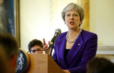 قطاع الاعمال البريطاني يرحب بخطة ماي لمرحلة ما بعد بريكست