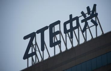 واشنطن ترفع الحظر عن تصدير مكونات إلى مجموعة زد تي اي الصينية