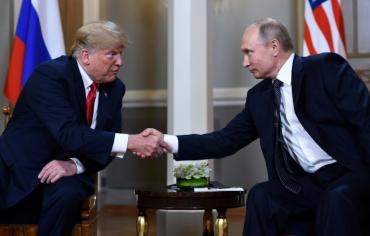 ترامب رفض مواجهة بوتين حول مسألة التدخل في الانتخابات الاميركية