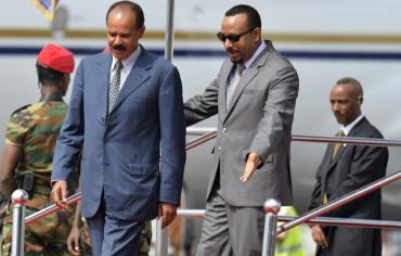 إعادة فتح سفارة اريتريا في اثيوبيا