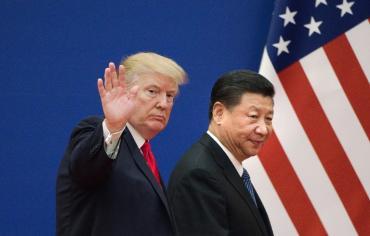 """الصين تندد باتهامات ترامب """"غير المسؤولة"""" لبكين بشأن كوريا الشمالية"""