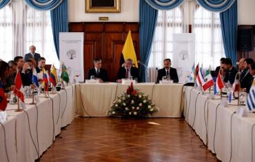 11 دولة في أميركا اللاتينية تدعو فنزويلا لقبول المساعدات الإنسانية