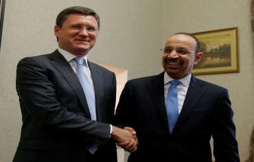 وزير الطاقة السعودي يبحث في موسكو مع نظيره الروسي التعاون الثنائي
