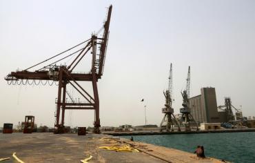 التحالف في اليمن يستأنف عملية استعادة مدينة وميناء الحديدة