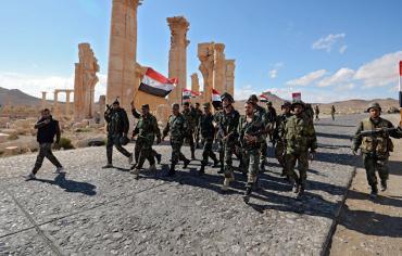 بعد إغلاقه لسبع سنوات...المتحف الوطني في دمشق يفتح أبوابه للزوار