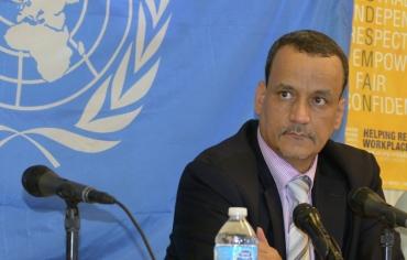 الإحاطة الكاملة  للمبعوث الخاص لليمن اسماعيل ولد الشيخ أحمد في مجلس الأمن