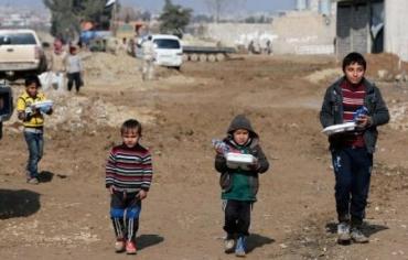 العراق يواجه تحدي تعليم أطفال الموصل النازحين