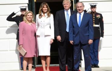 واشنطن تؤيد اقامة جبهة اسرائيلية عربية ضد ايران في الشرق الاوسط